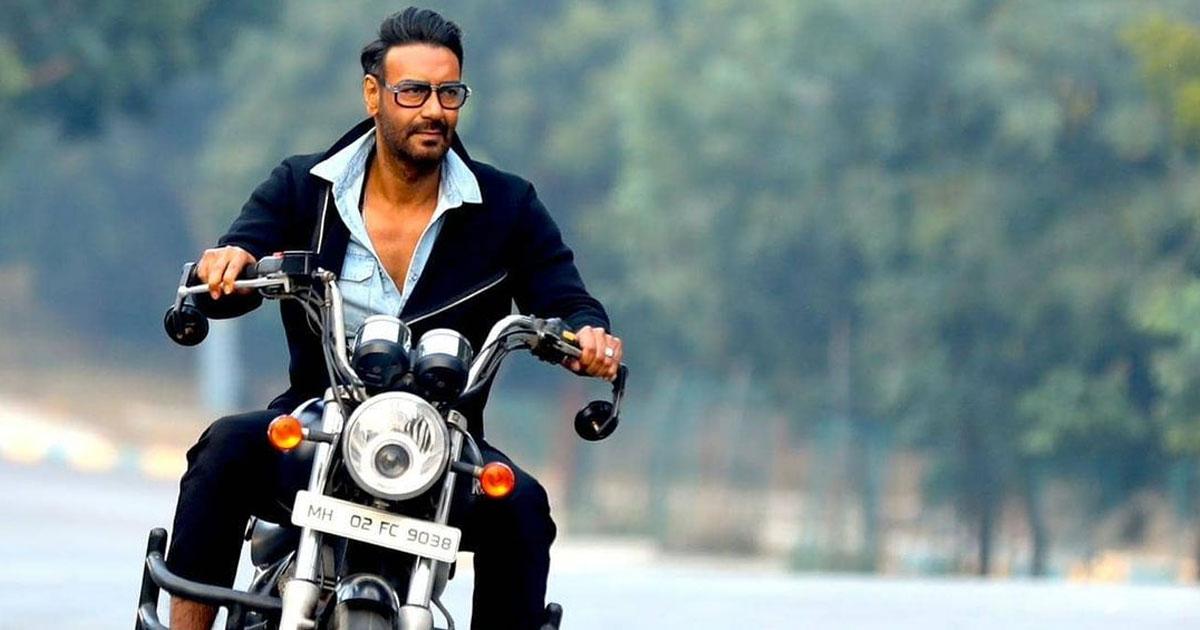 Ajay Devgn not the man in viral Delhi brawl video: Actor's team
