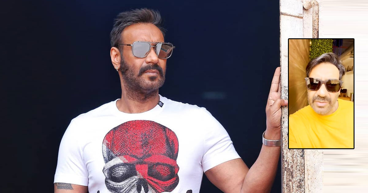 Ajay Devgn wants fans to call him 'Sudarshan', sets off talk of OTT debut