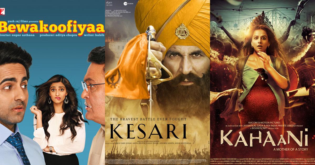 Holi Releases Report Card: Akshay Kumar's 150 crore Grosser To Ayushmann Khurrana's Flop