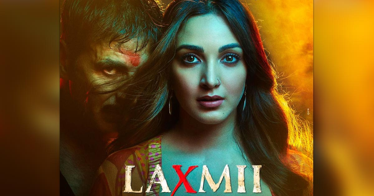 Akshay Kumar's 'Laxmii' gets a world television premiere on Star Gold on 21st March
