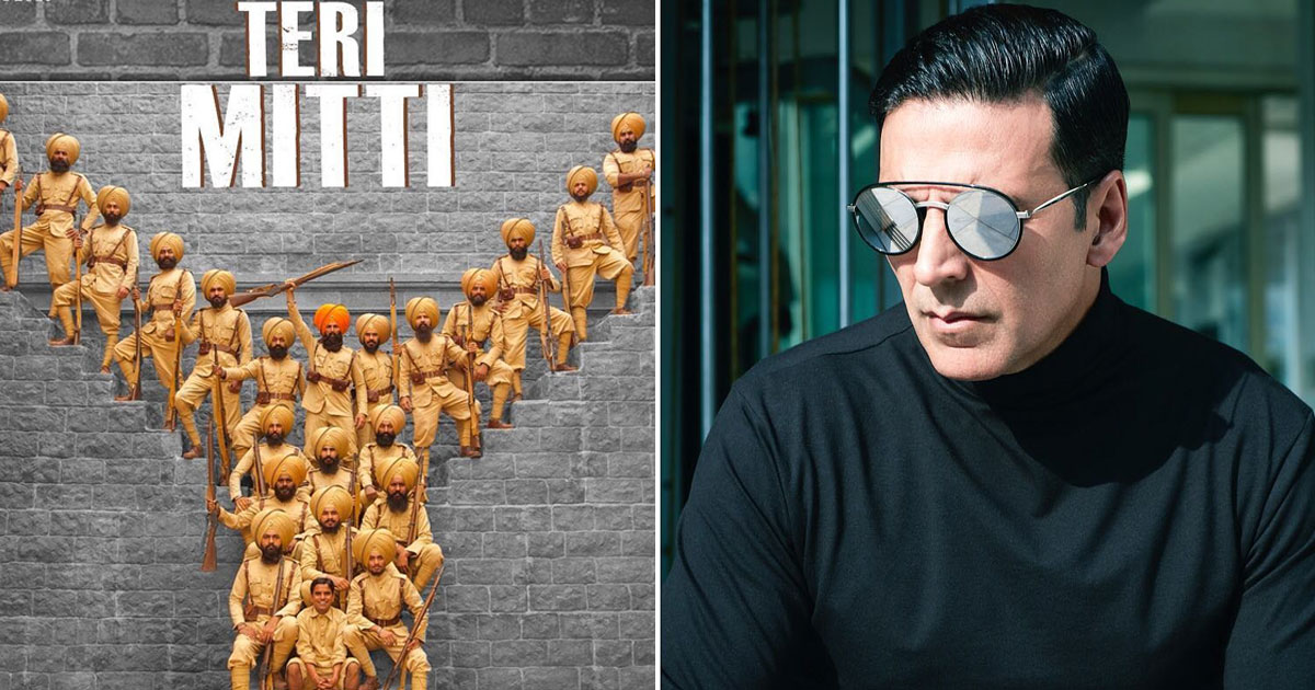 Akshay says 'Teri mitti' is a feeling as song crosses 1bn views