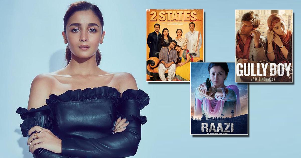 Alia Bhatt Box Office Success Ratio