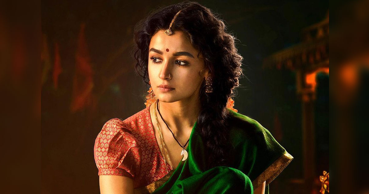Alia Bhatt's First Look As Sita From RRR Out!