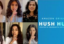 AMAZON PRIME VIDEO ANNOUNCES AMAZON ORIGINAL HUSH HUSH (WORKING TITLE), AN ALL- FEMALE LED SERIES