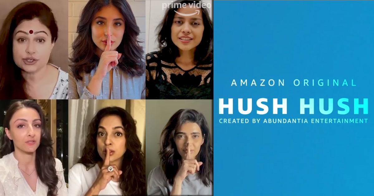 Amazon Prime Video Announces Amazon Original Hush Hush (Working Title), An All- Female Led Series