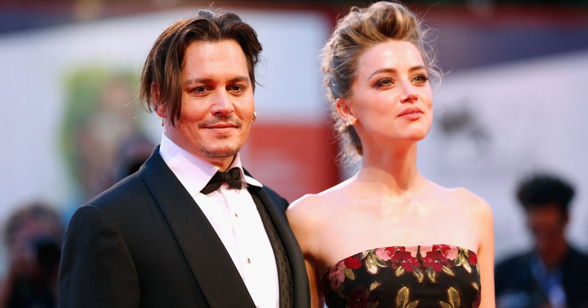 """When Johnny Depp Pulled A """"Missing Car"""" Prank On Amber Heard"""