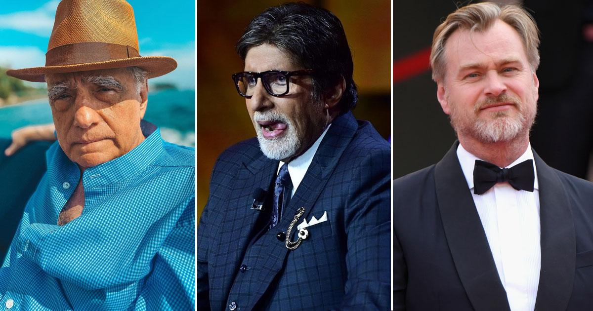 Amitabh Bachchan to be honoured with 2021 FIAF Award (PC: Instagram)