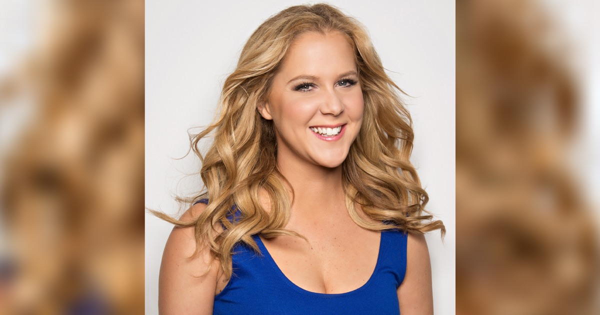 AMY SCHUMER'S ABUSIVE EX CHASED HER WITH A KNIFE