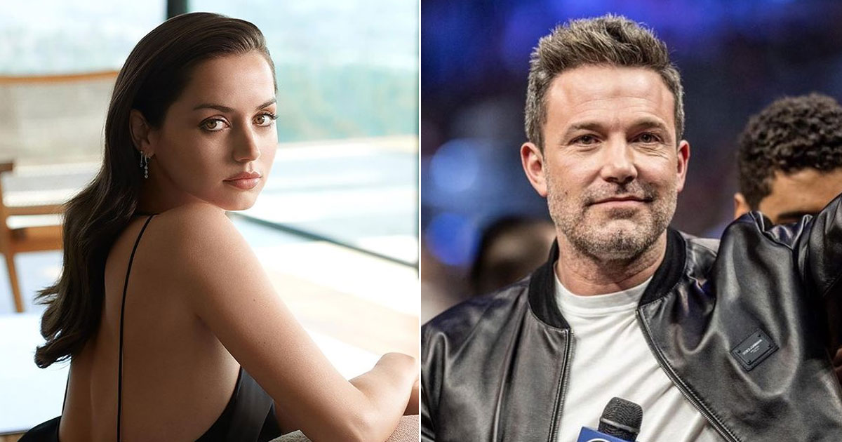 Ana De Armas Puts A Full Stop To All The Reconciliation Rumours With Ex-BF Ben Affleck, Check Out