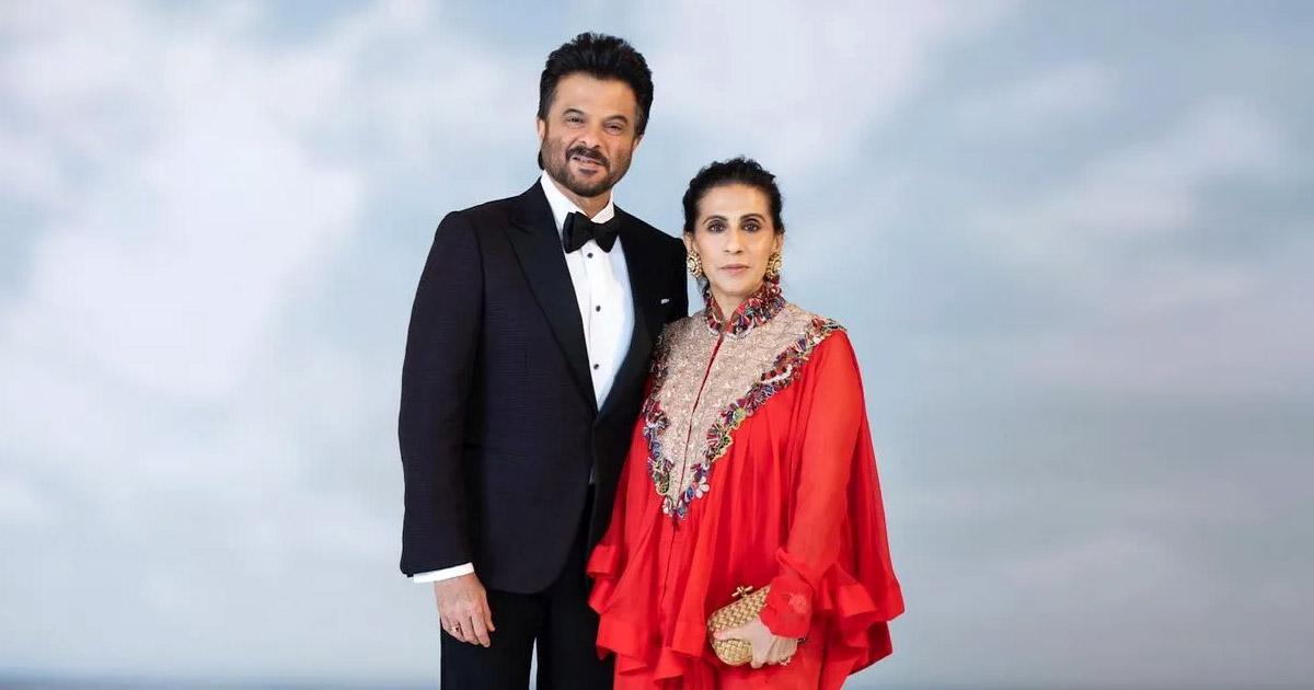 Anil Kapoor's Wife Sunita Kapoor Flew Solo For Her Honeymoon, Deets Inside!