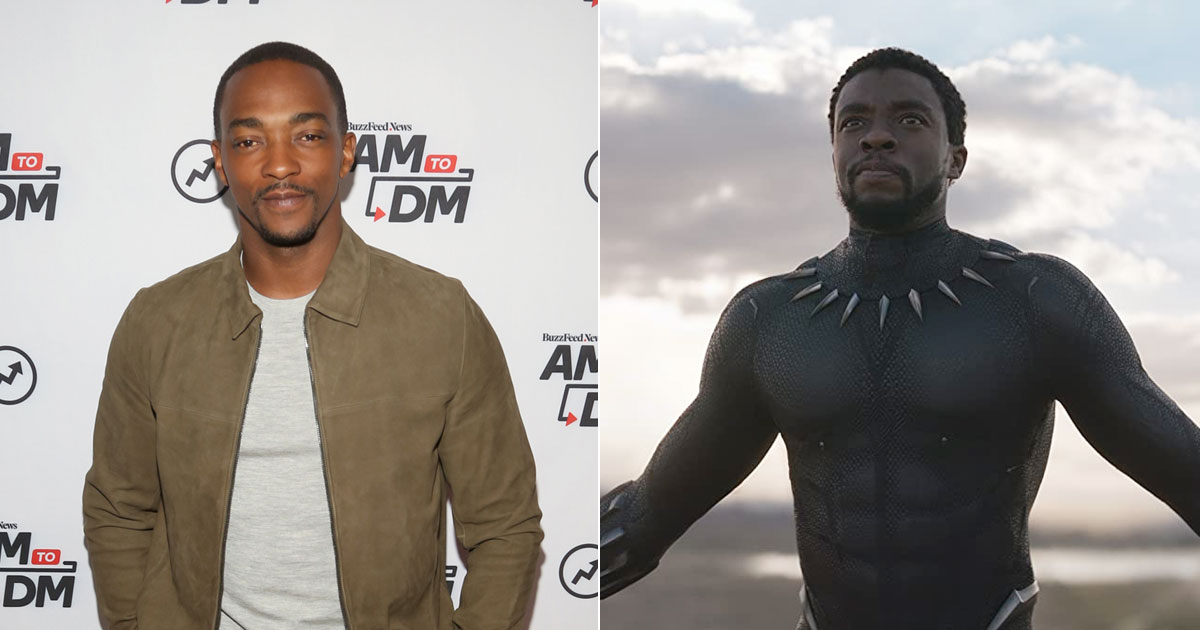 Anthony Mackie Talks About The Idea Of Recasting Black Panther After Chadwick Boseman's Death