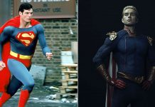 Antony Starr Took Inspiration From Superman To Fly