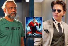 Anubhav Sinha On Shah Rukh Khan's Ra. One Debacle