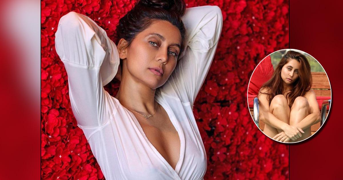 Anusha Dandekar Slams Trolls Backlashing Her Over Topless Photo!