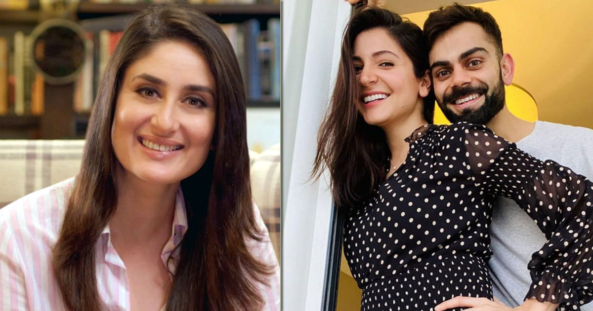 Anushka Sharma & Kareena Kapoor Khan Give The First Glimpse Of Their Newborns On Women's Day & It's Adorable Beyond Words, Check Out