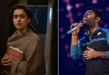 Arijit Singh turns music composer with Netflix's Pagglait
