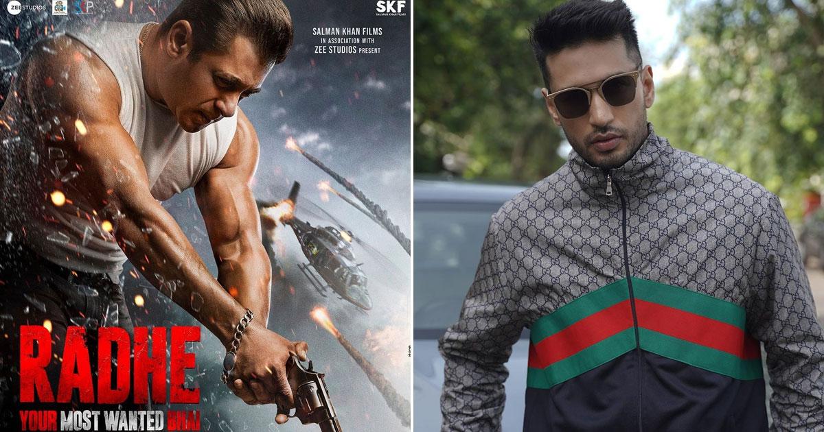Arjun Kanungo opens up on acting in Salman Khan's 'Radhe'