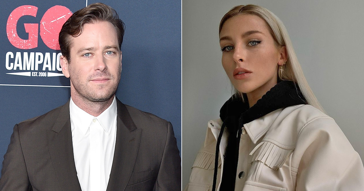 """Armie Hammer's Ex Paige Lorenze Reveals """"He Had A Certain Hold"""" Over Her; Says """"I Was Also Emotionally Dependent On Him"""""""