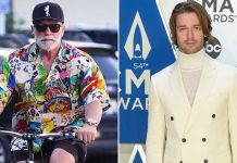 Arnold Schwarzenegger's son Patrick on taking advice from superstar dad