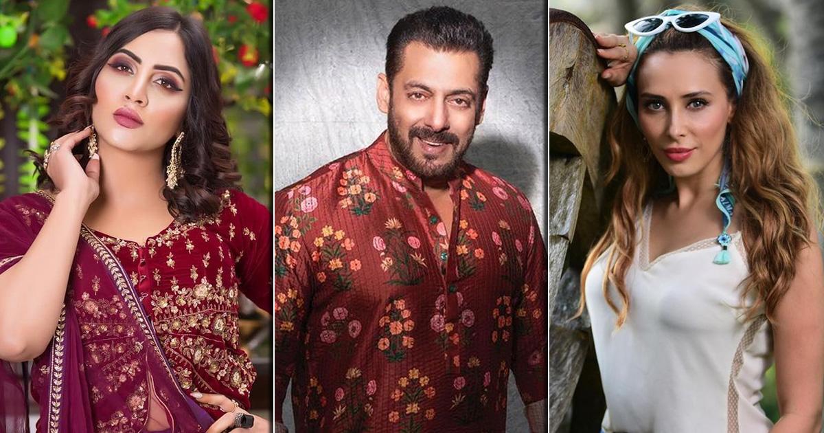 "Arshi Khan Reveals Salman Khan Asked Iulia Vantur To Learn Urdu; Says ""I Was Very Happy To Learn That He Likes My Urdu"""
