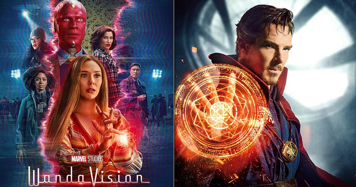As Per Several Fan Theories Doctor Strange Was To Have A Cameo In WandaVision Finale