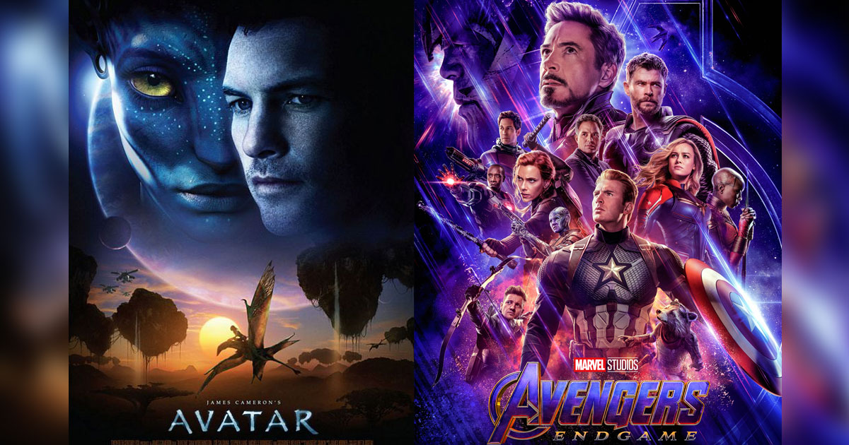 Avatar's China Re-Release Attracts Backlash From Avengers: Endgame Fans