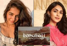 Bahubali: Before The Beginning: Wamiqa Gabbi To Step Into Mrunal Thakur's Shoes As Sivagami In The Netflix Project?