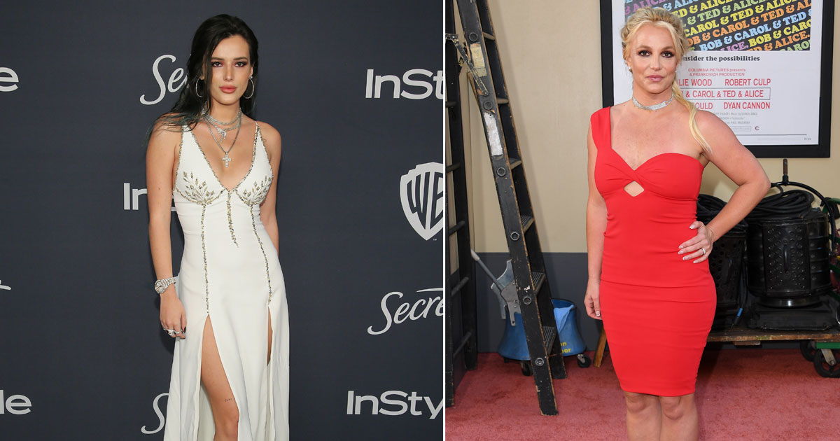 Bella Thorne Defends Britney Spears; Says 'No One Gives Disney Kids Enough F*cking Credit'