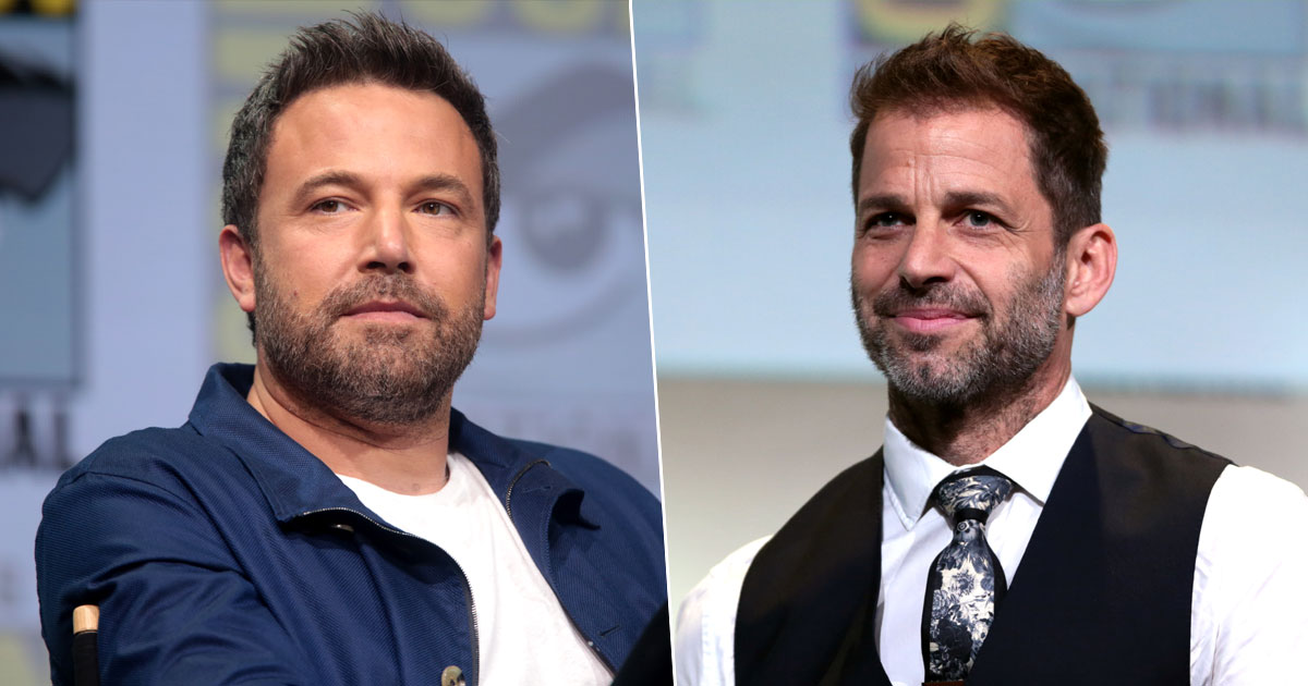 Ben Affleck was in best shape for 'Justice League' reshoot, says Zack Snyder