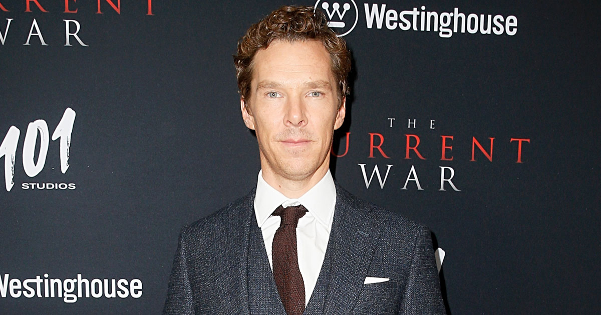 Benedict Cumberbatch: Spies are interesting meat, drink for actors