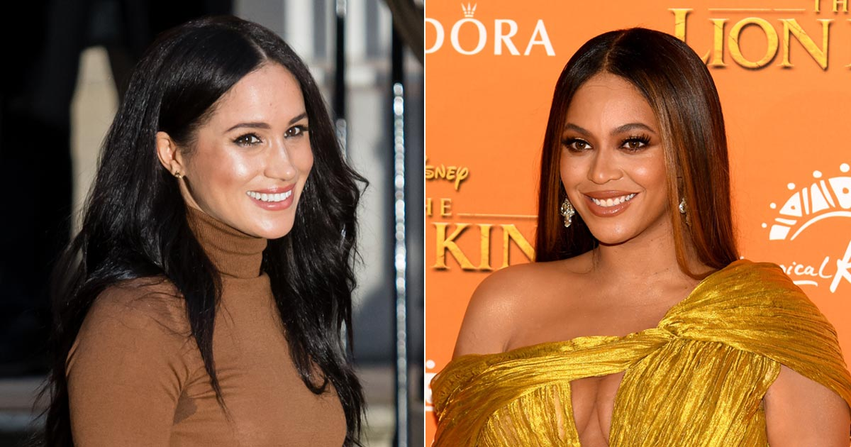 Beyonce Sends Supportive Message To Meghan After Oprah Winfrey Interview
