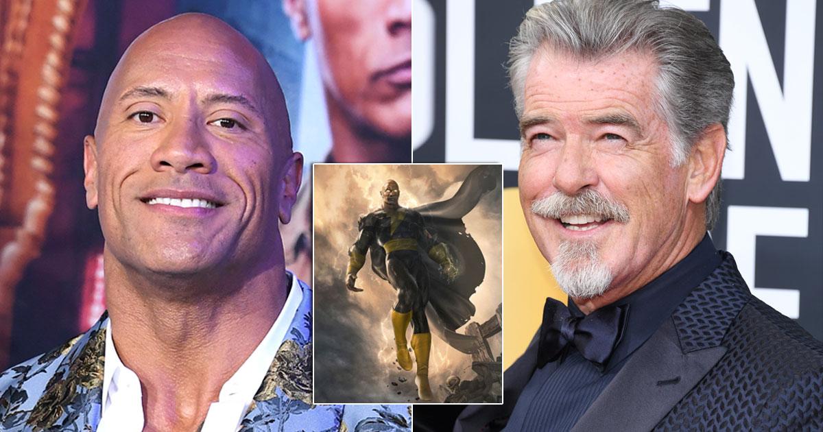 Black Adam: James Bond Star Pierce Brosnan To Play Doctor Fate