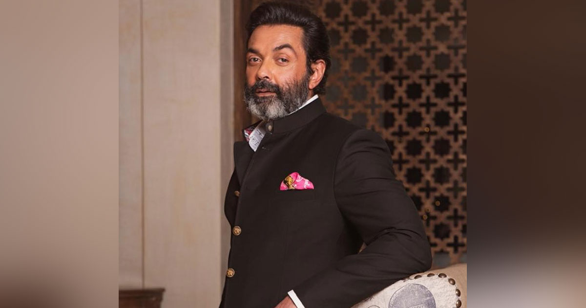 Bobby Deol: Knew people would watch 'Race 3' and realise I exist