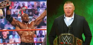 Bobby Lashley Vs Brock Lesnar Is Very Much On For Wrestlemania 37