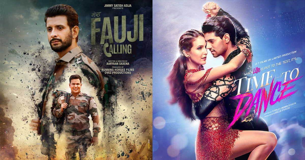 Box Office - Fauji Calling and Time To Dance are box office disasters