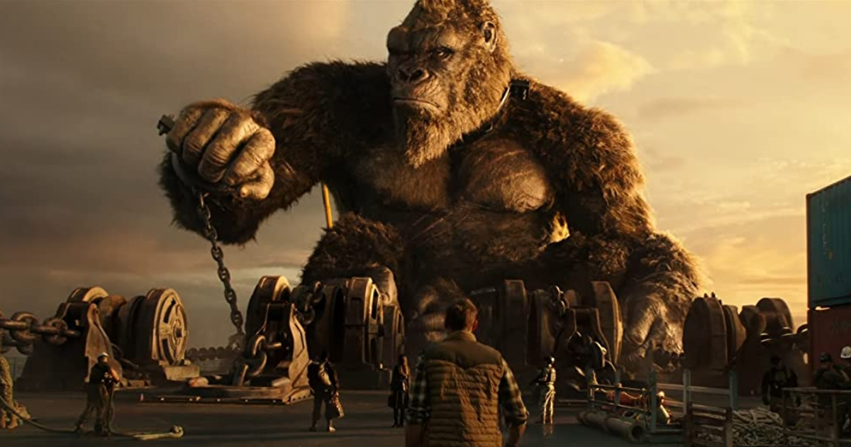 Godzilla Vs Kong Box Office Day 4: Jumps Around 50% On Saturday