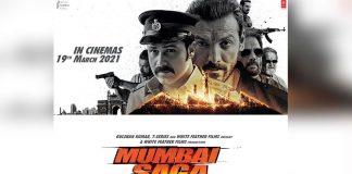 Box Office - Mumbai Saga is fair on Monday