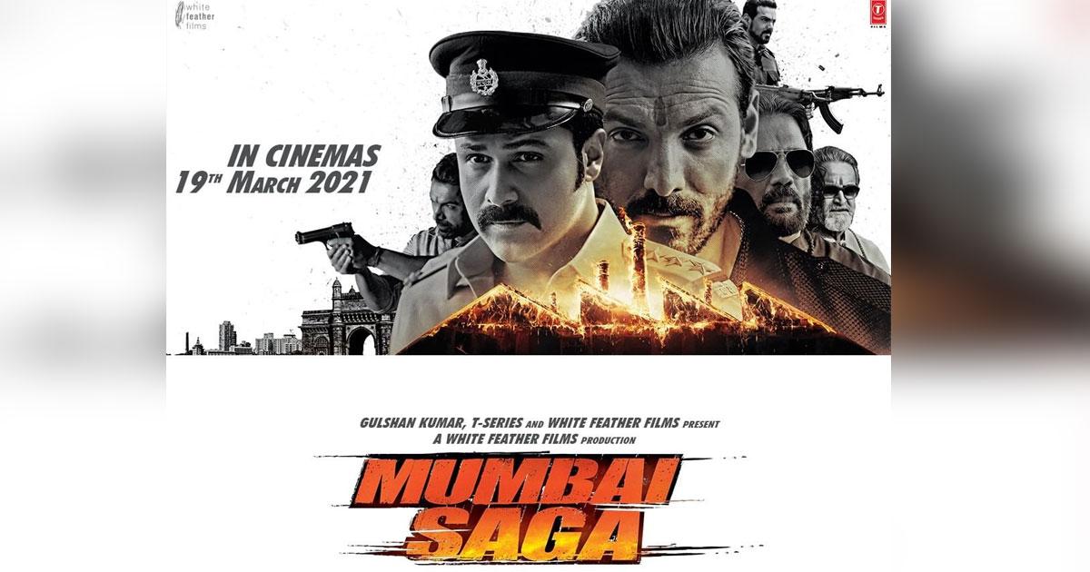 Box Office - Mumbai Saga sees footfalls amongst masses, all eyes on weekend turnaround