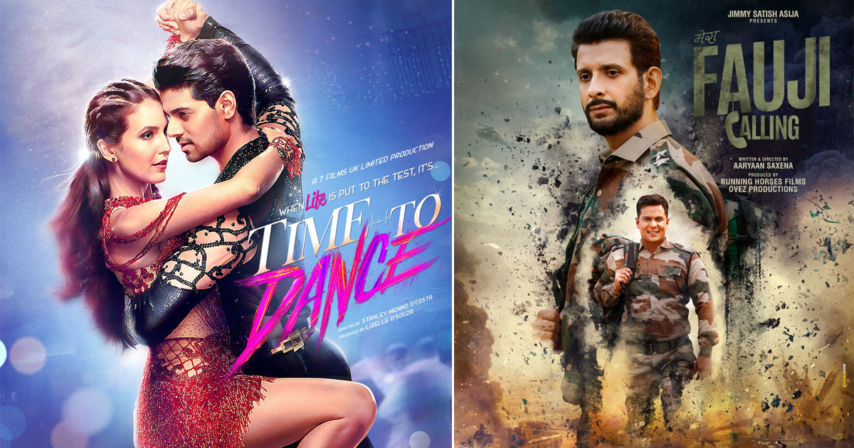 Box Office Predictions - Sooraj Pancholi's Time To Dance and Sharman Joshi's Fauji Calling amongst the first Bollywood releases post lockdown, sees mother-son clash at the box office