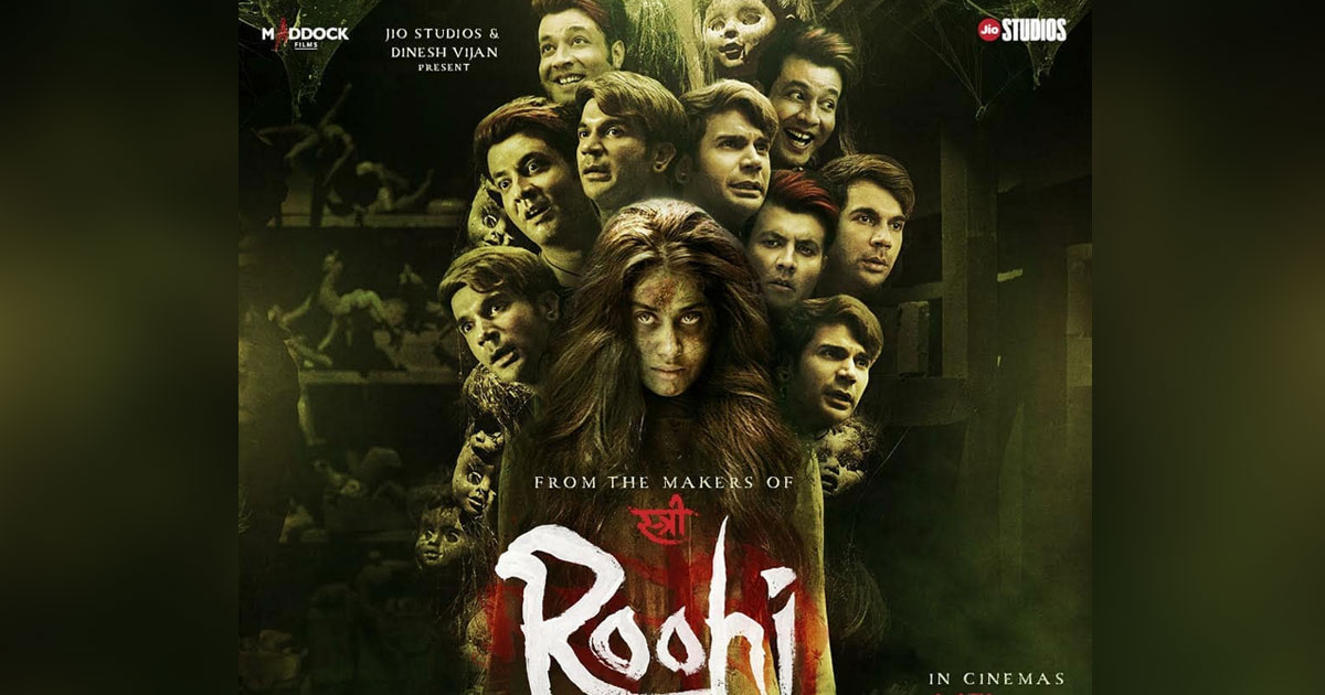 Box Office - Roohi hangs in there on second Friday