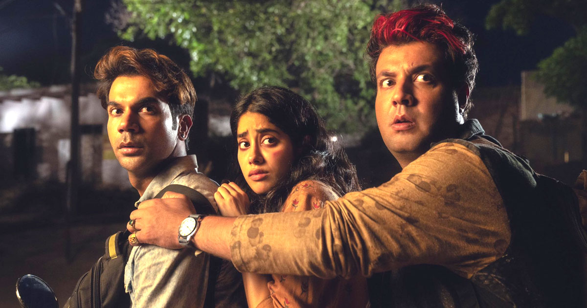 Box Office - Roohi holds well on Tuesday