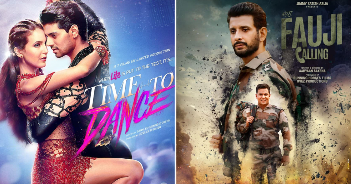 Box Office - Sooraj Pancholi's Time To Dance and Sharman Joshi's Fauji Calling have negligible collections