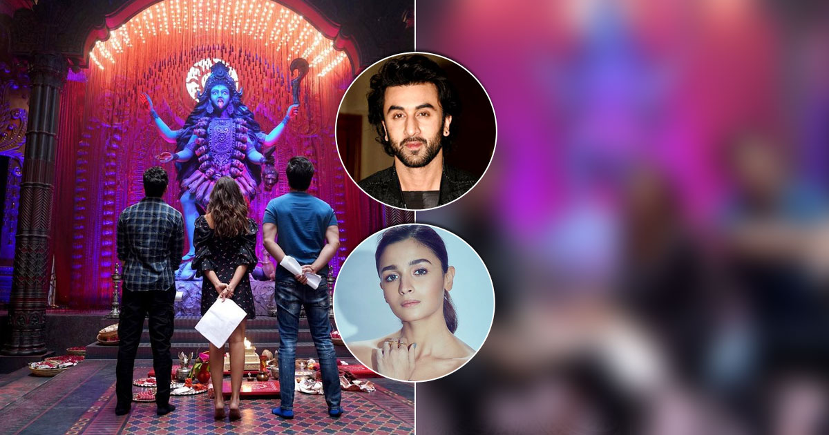 Brahmastra Surprise By Alia Bhatt Gives A Glimpse Of The Gorgeous Grandiose