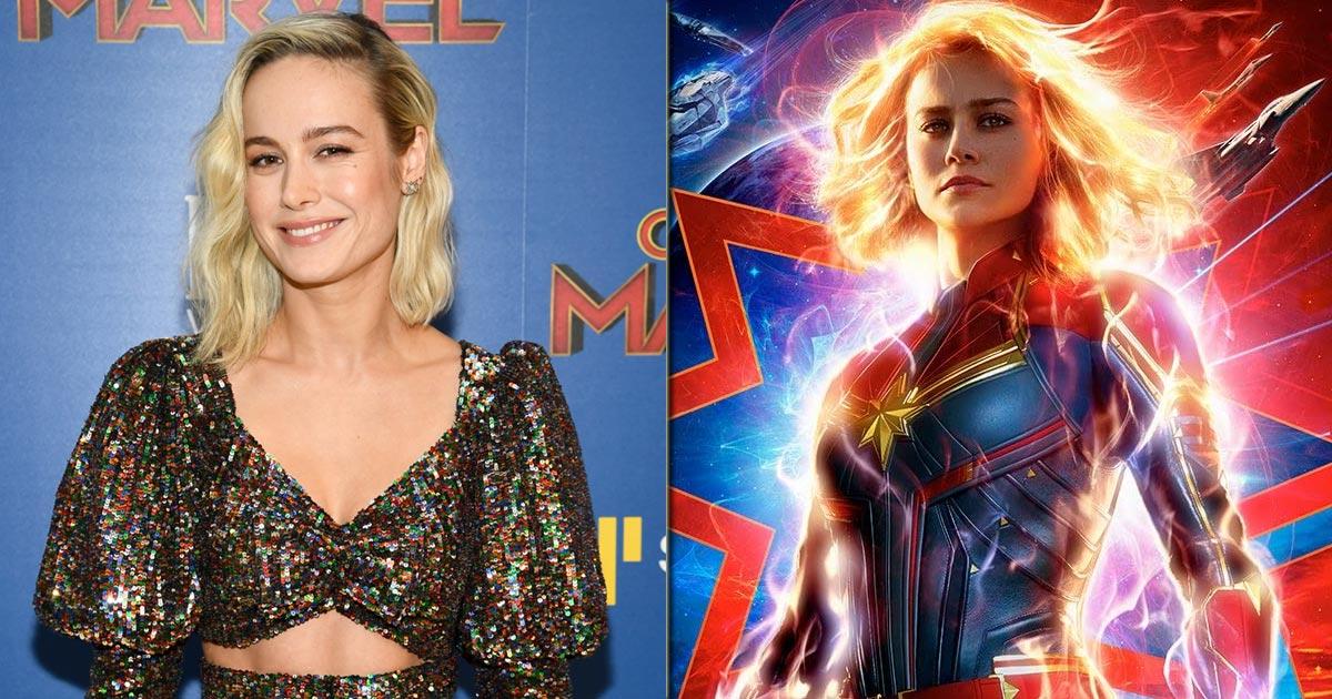 Brie Larson Talks The Toughest Scene To Do In Captain Marvel