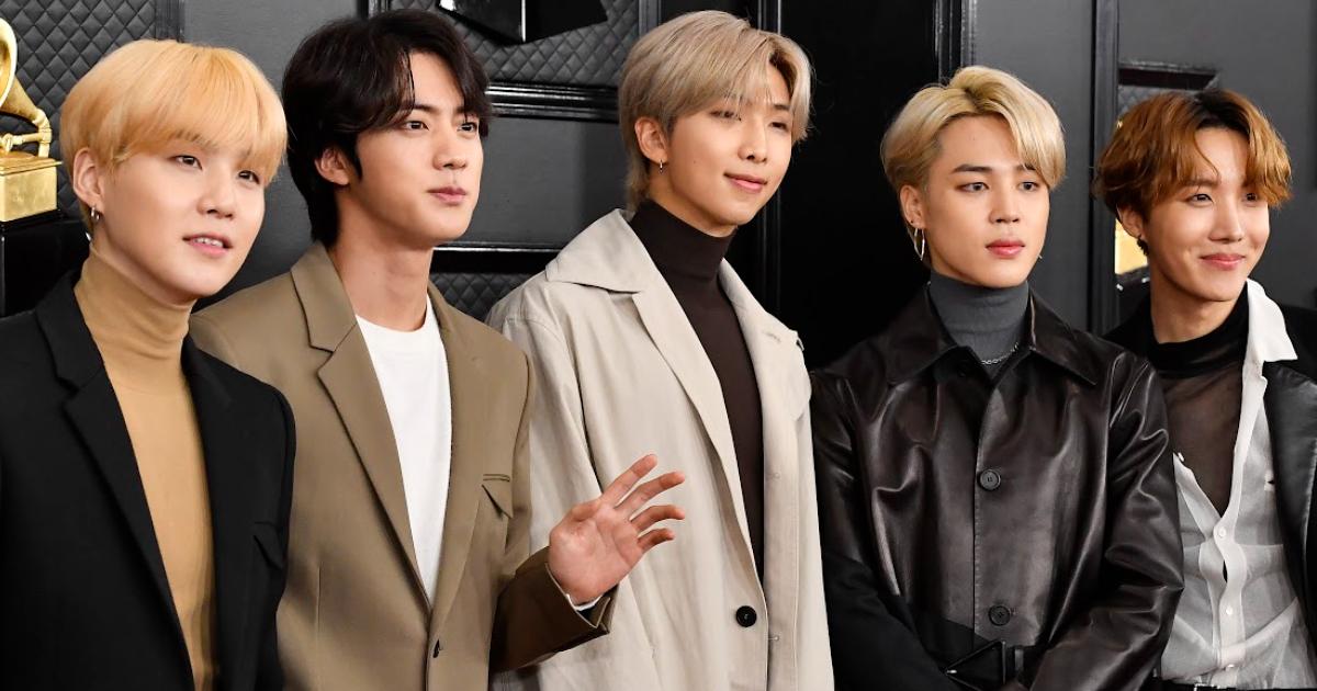 BTS Condemn Violent Crimes Against Asians