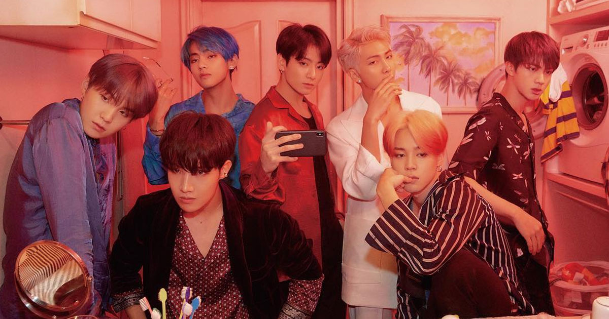 BTS lit up the Grammys stage with 'Dynamite'