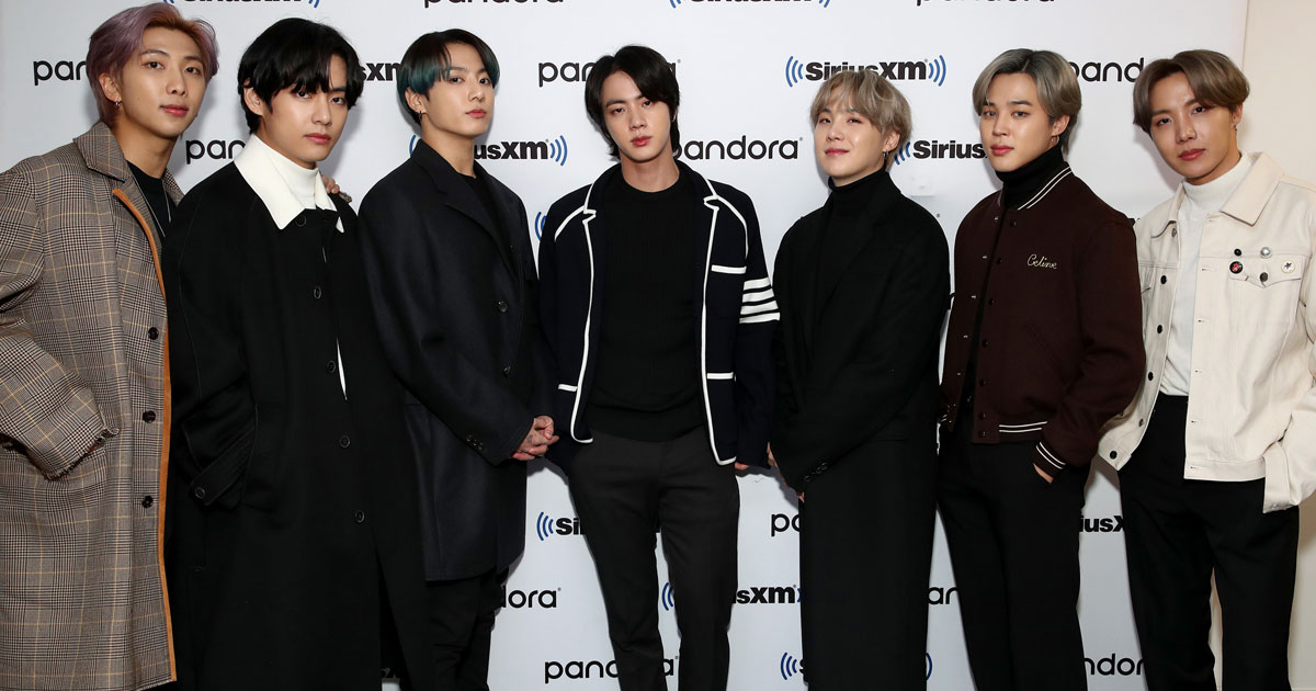 BTS Using Grammy Loss To Motivate Them