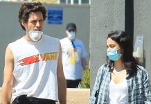 CAMILA MENDES AND GRAYSON VAUGHAN SPLIT - REPORT