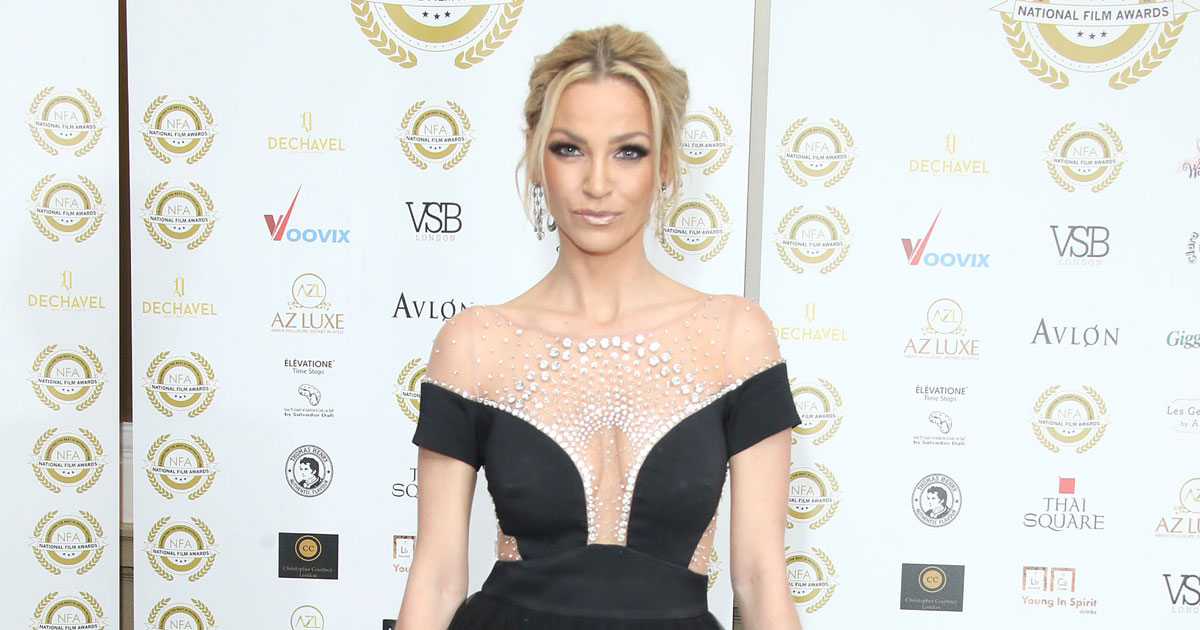Cancer-Stricken Sarah Harding: 'I Probably Won't Live To See Another Christmas'