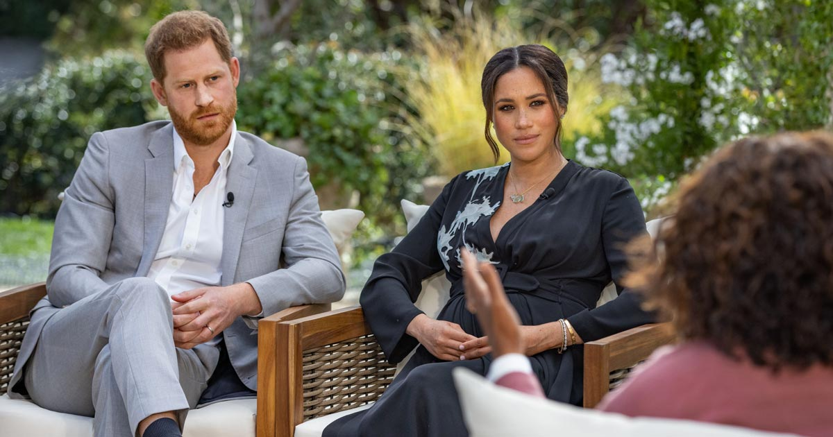 CBS paid $7 mn for Meghan-Harry interview: Report